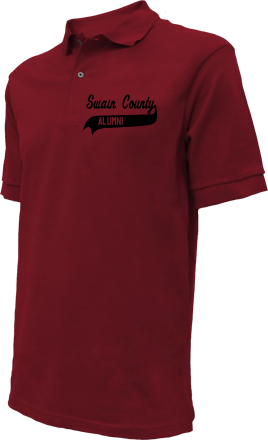 Swain County High School Embroidered Polo Shirts