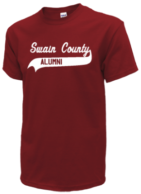Swain County Middle School T-Shirts
