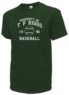 T F Riggs High School T-Shirts