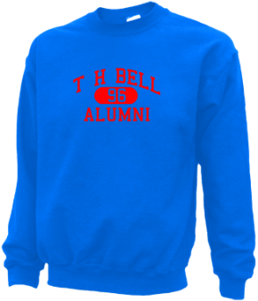 T H Bell Junior High School Sweatshirts