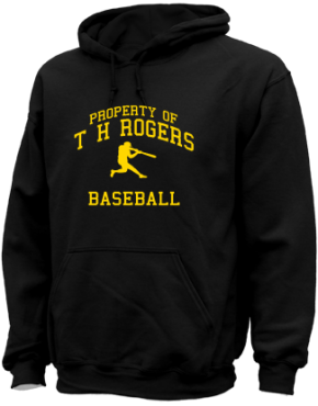 T H Rogers High School Hoodies