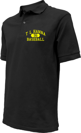 T L Hanna High School Embroidered Polo Shirts