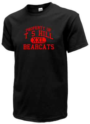 T S Hill Middle School T-Shirts