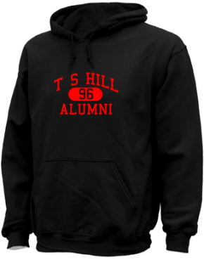 T S Hill Middle School Hoodies