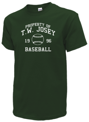 T.w. Josey High School T-Shirts