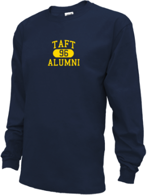 Taft Middle School Long Sleeve Shirts