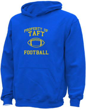 Taft Middle School Kid Hooded Sweatshirts