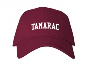 Tamarac High School Kid Embroidered Baseball Caps