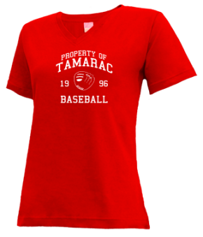 Tamarac High School V-neck Shirts