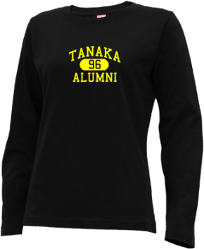 Tanaka Elementary School Long Sleeve Shirts