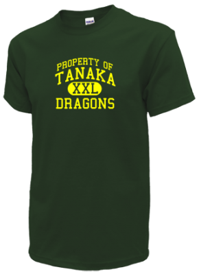 Tanaka Elementary School Kid T-Shirts