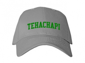 Tehachapi High School Kid Embroidered Baseball Caps