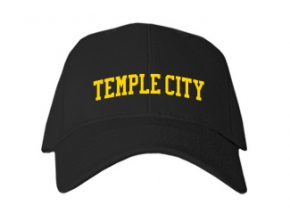 Temple City High School Kid Embroidered Baseball Caps