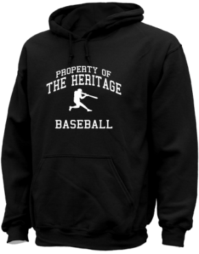 The Heritage High School Hoodies