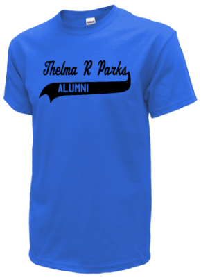 Thelma R Parks Elementary School T-Shirts