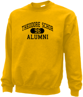 Theodore Schor Middle School Sweatshirts