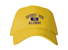 Thirteenth & Union Elementary School Embroidered Baseball Caps