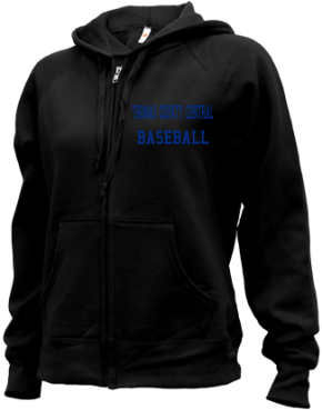 Thomas County Central High School Zip-up Hoodies