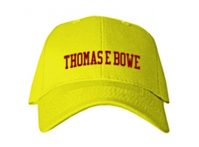 Thomas E Bowe Elementary School Kid Embroidered Baseball Caps
