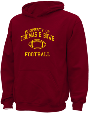 Thomas E Bowe Elementary School Kid Hooded Sweatshirts