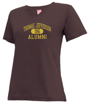 Thomas Jefferson High School V-neck Shirts