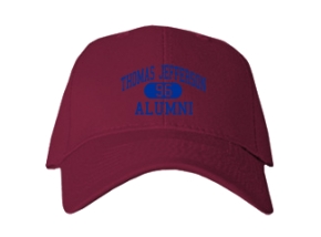 Thomas Jefferson Junior High School Embroidered Baseball Caps