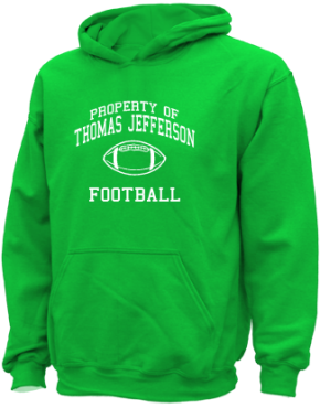 Thomas Jefferson Middle School Kid Hooded Sweatshirts