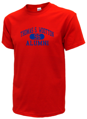 Thomas S. Wootton High School T-Shirts