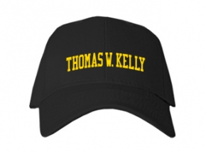 Thomas W. Kelly High School Kid Embroidered Baseball Caps