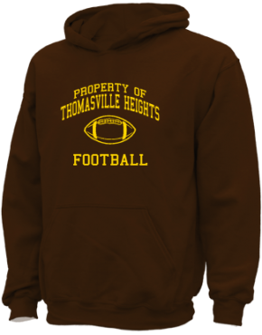 Thomasville Heights Elementary School Kid Hooded Sweatshirts