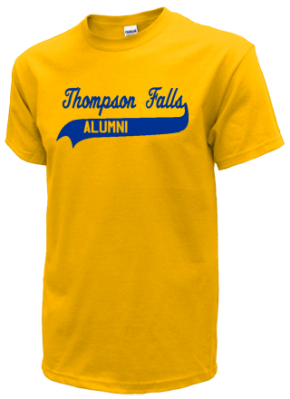 Thompson Falls Junior High School T-Shirts