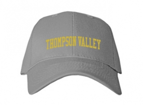 Thompson Valley High School Kid Embroidered Baseball Caps