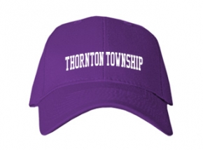 Thornton Township High School Kid Embroidered Baseball Caps
