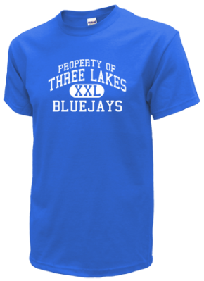 Three Lakes High School Kid T-Shirts