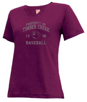 Timber Creek High School V-neck Shirts