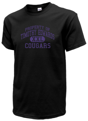 Timothy Edwards Middle School T-Shirts
