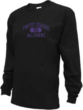 Timothy Edwards Middle School Long Sleeve Shirts