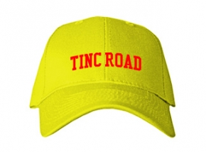 Tinc Road Elementary School Kid Embroidered Baseball Caps