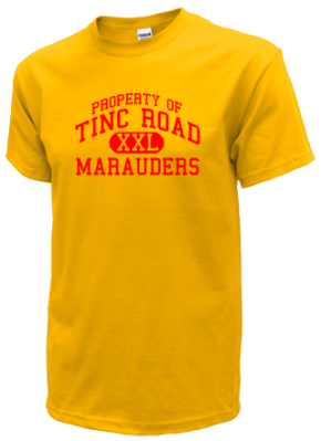 Tinc Road Elementary School Kid T-Shirts