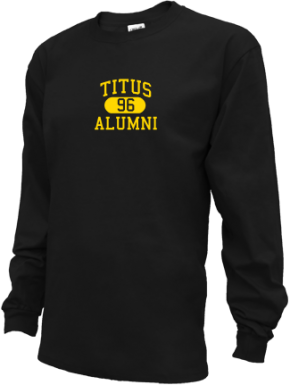 Titus Elementary School Long Sleeve Shirts