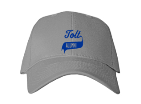 Tolt Middle School Embroidered Baseball Caps