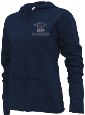 Tolt Middle School Girls Zipper Hoodies