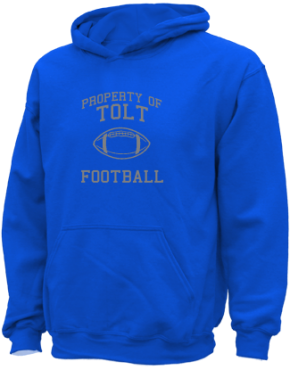 Tolt Middle School Kid Hooded Sweatshirts