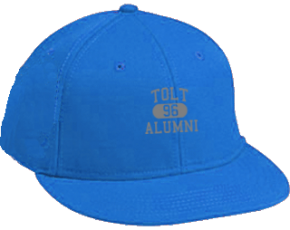 Tolt Middle School Flat Visor Caps