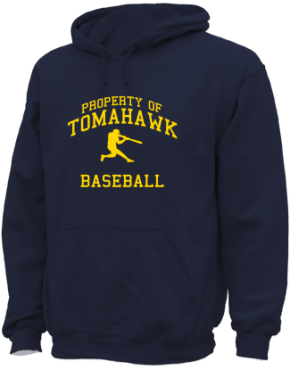 Tomahawk High School Hoodies
