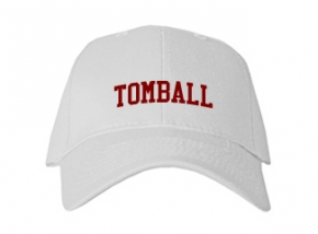 Tomball High School Kid Embroidered Baseball Caps