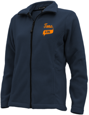 Tome Elementary School Embroidered Fleece Jackets