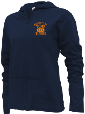 Tome Elementary School Girls Zipper Hoodies