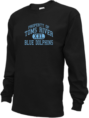 Toms River Intermediate North Kid Long Sleeve Shirts