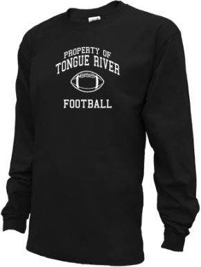 Tongue River High School Kid Long Sleeve Shirts